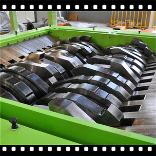 OTR Tire Recycling Machine