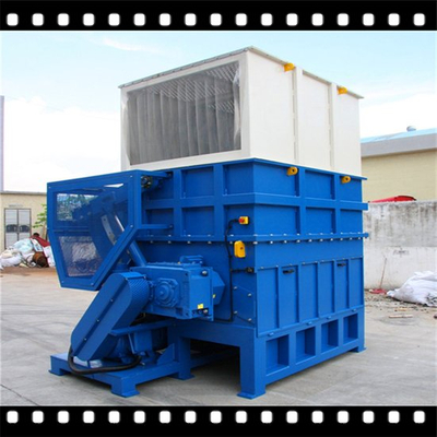 Swinging Arm Single Shaft Shredder