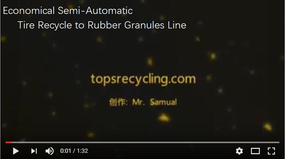 Economical Semi-Automatic Tire Recycle to Rubber Granules Line.jpg